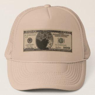 Casquette Dollars d'indigo