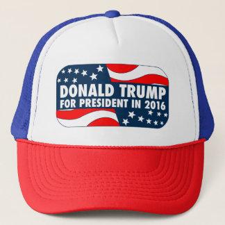 Casquette Donald Trump pour le président en 2016