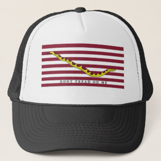 Casquette Dont tread on ME