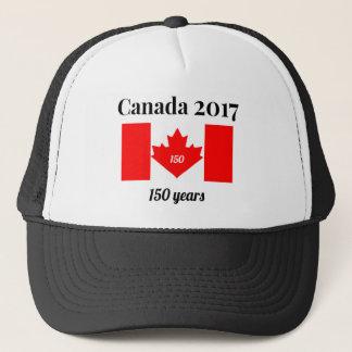 Casquette Drapeau de coeur du Canada 150 en 2017