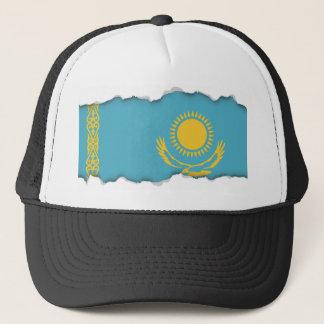Casquette Drapeau de Kazakhstan