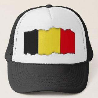 Casquette Drapeau de la Belgique