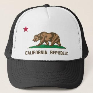 Casquette Drapeau de la Californie