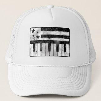 Casquette Drapeau de musical des Etats-Unis