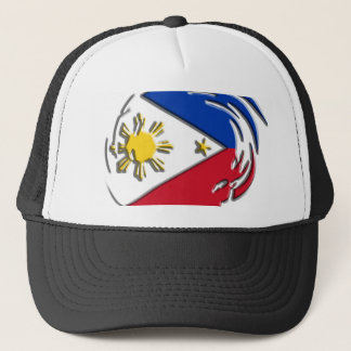 Casquette Drapeau de Philippines