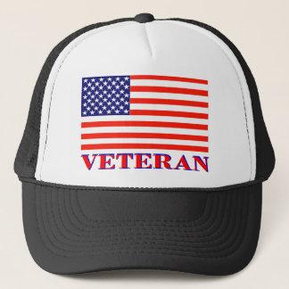 Casquette Drapeau de vétérans des Etats-Unis