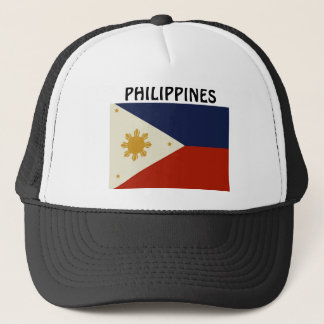 Casquette Drapeau des Philippines