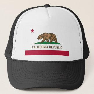Casquette Drapeau d'état de la Californie