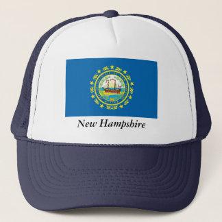 Casquette Drapeau d'état du New Hampshire