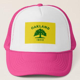 Casquette Drapeau d'Oakland, la Californie