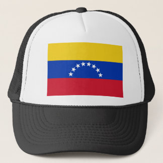 Casquette Drapeau du Venezuela