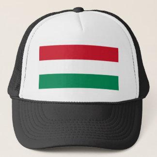 Casquette Drapeau HU de la Hongrie