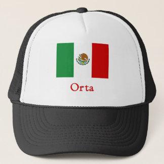 Casquette Drapeau mexicain d'Orta