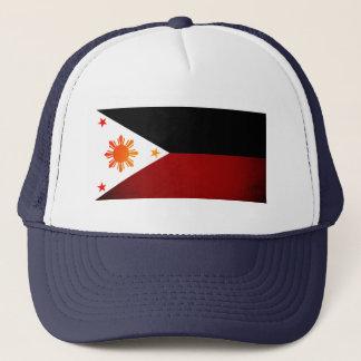 Casquette Drapeau monochrome de Philippines