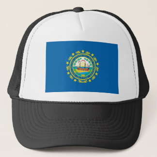 Casquette Drapeau officiel d'état du New Hampshire