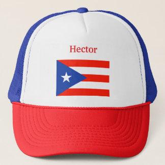 Casquette Drapeau portoricain 4Hector de Boricua Banderas