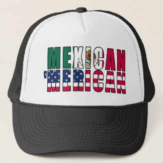 Casquette Drapeaux de Merican de Mexicain '-