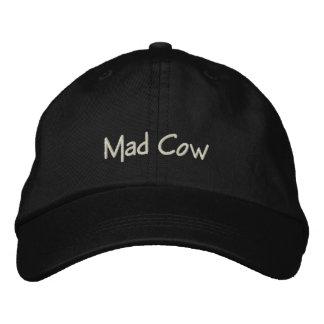Casquette drôle/casquette de vache folle