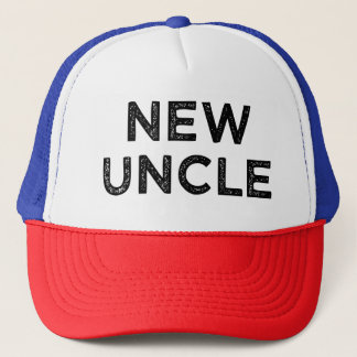 Casquette drôle de nouvel oncle