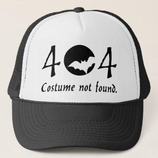 Casquette du costume 404