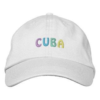 Casquette du CUBA
