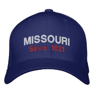 Casquette du Missouri depuis 1821