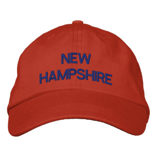 Casquette du New Hampshire