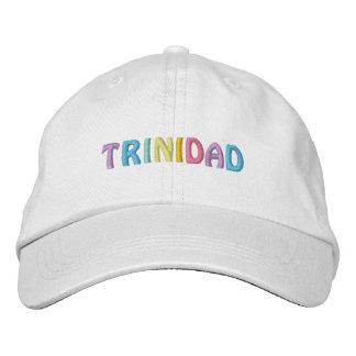 Casquette du TRINIDAD Chapeaux Brodés