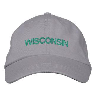 Casquette du Wisconsin