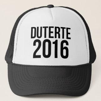 Casquette Duterte 2016