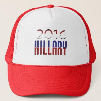 Casquette Élection Hillary Clinton 2016 de typographie
