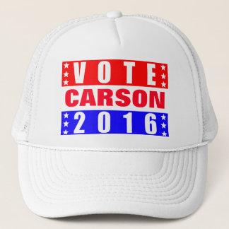 Casquette Élection présidentielle de Carson 2016 de vote