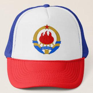 Casquette Emblème socialiste de la République fédérale de