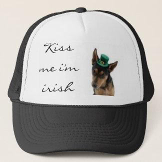 Casquette Embrassez-moi que je suis irlandais