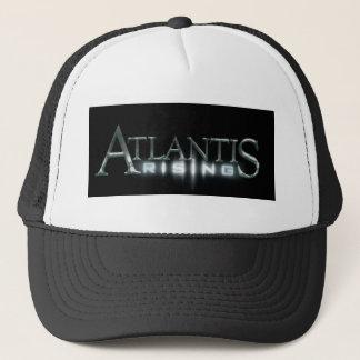 Casquette en hausse de logo de l'Atlantide