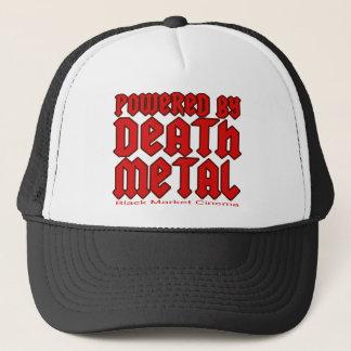 Casquette EN MÉTAL de la MORT