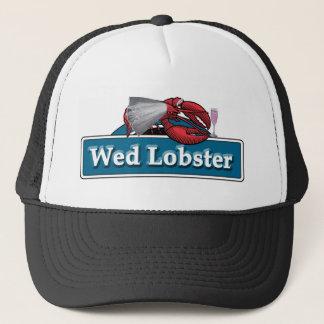 Casquette Épousez le homard