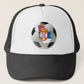 Casquette Équipe nationale de la Serbie