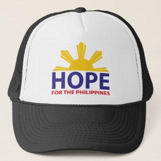 Casquette Espoir pour les Philippines