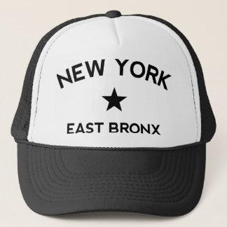 Casquette est de camionneur de Bronx New York