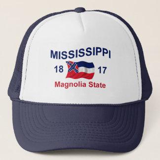 Casquette État de magnolia du Mississippi