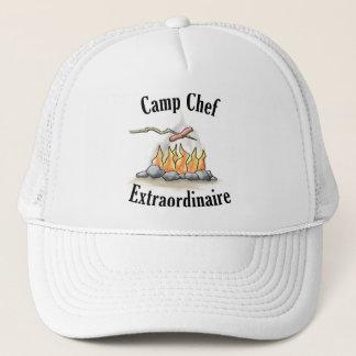 Casquette Extraordinaire de chef de camp
