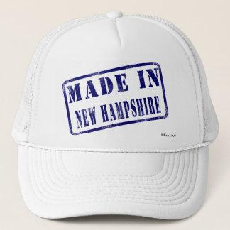 Casquette Fabriqué au New Hampshire