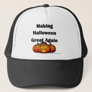 Casquette Faisant à Halloween la grande encore lumière