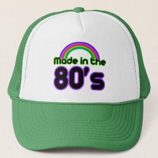 Casquette Fait pendant les années 80