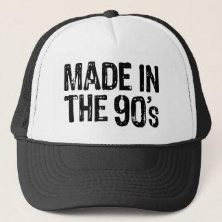 Casquette Fait pendant les années 90