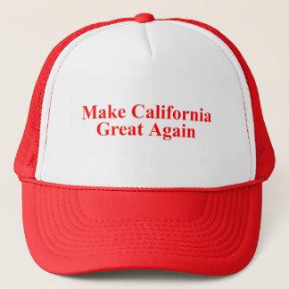CASQUETTE FAITES À LA CALIFORNIE LES GRANDS ENCORE