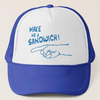 Casquette Faites-moi un sandwich