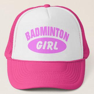 Casquette Fille de badminton