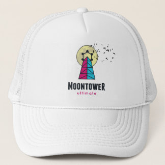 Casquette final 1 de camionneur de Moontower